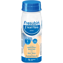 Fresubin® 2 kcal fibre DRINK caise si piersici