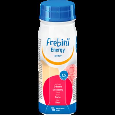 Frebini® Energy Drink capsuni