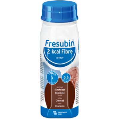 Fresubin® 2 kcal fibre DRINK chocolate